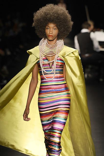 Verão 2013 - Desfile África por Fause Haten