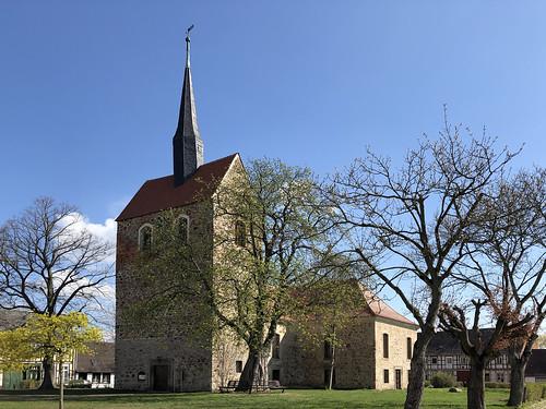 Nicolaikirche, in Kalbe