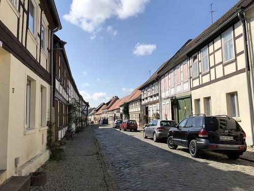 Kalbe Altstadt, Hauptstraße