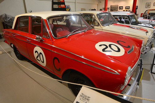 1963 Fort Cortina GT (2)