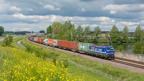 Opheusden RTB Cargo 193 792 Nurnberg Shuttle 44371