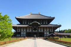 Todai-ji, Daibutsuden (Graet Buddha Hall) -2 (May 2019)