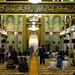 Evening Prayer during Ramadan