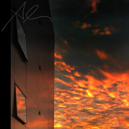 Glebe Sunset