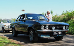 1971 Opel Manta