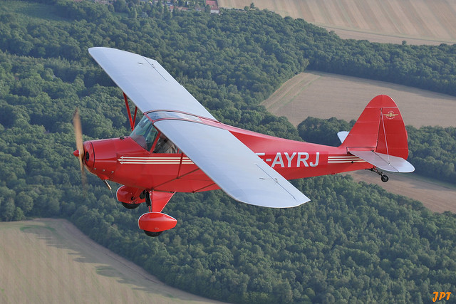 Porterfield Aircraft Coporation CP65 n°720 F-AYRJ