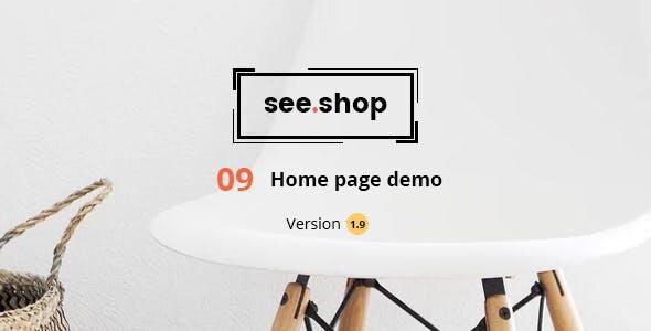 See Shop Furniture v1.9 - Interior RTL Responsive WooCommerce WordPress Theme