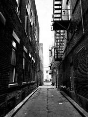 Plateau Alley Way (Montreal)
