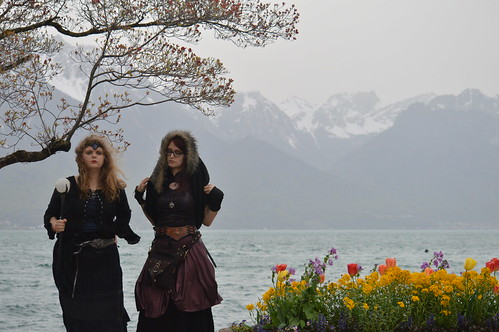 goddesses of montreux riviera