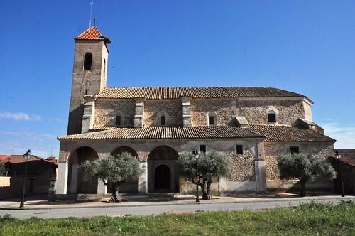 Casas de Uceda (Guadalajara-España). Iglesia