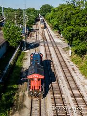 CN 3149 | GE ET44AC | UP Memphis Subdivision
