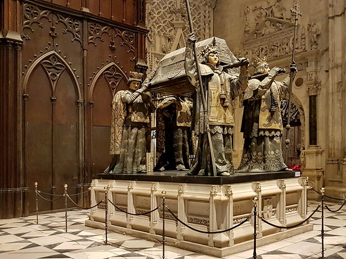 Sarcophagus of Christopher Columbus