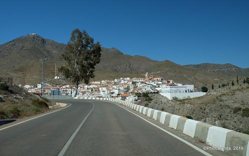 Uleila, vista panorámica