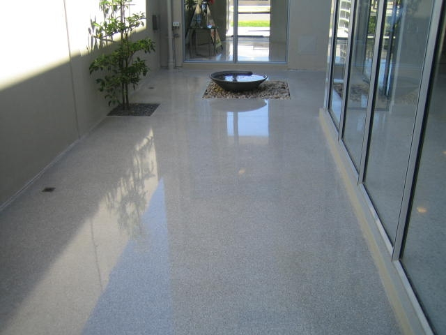 newly-poured-and-grinded-terrazzo-insitu