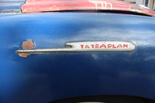 Tatraplan, detail