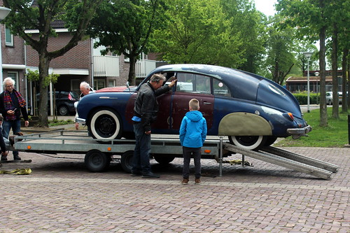 Offloading the Tatraplan