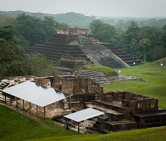 Comalcalco Mayan Ruins.Villahermosa