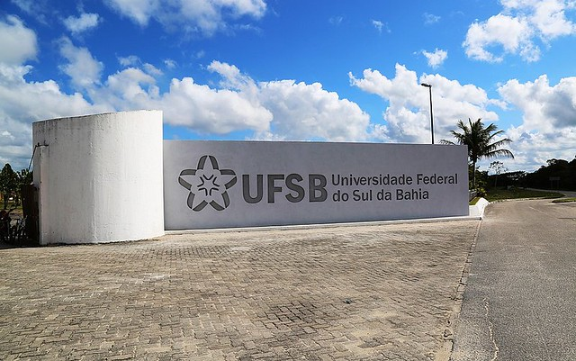 Corte nas verbas da Universidade Federal do Sul da Bahia (UFSB) será de 54% - Créditos: Universidade Federal do Sul da Bahia
