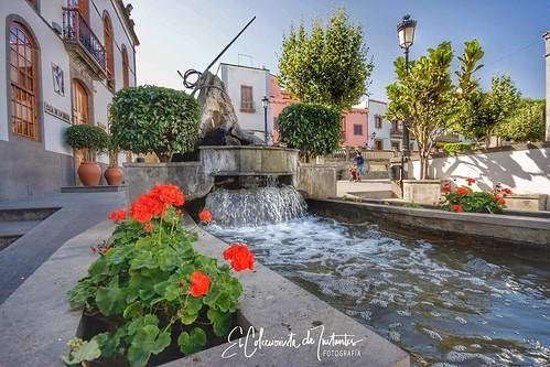 Firgas La Villa del Agua Gran Canaria