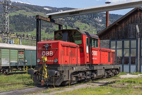 ÖBB 2068 024  Lienz