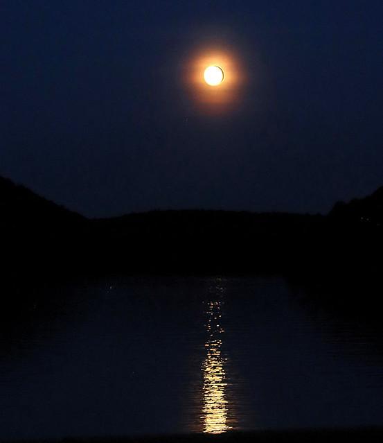 Full Moon Saturday Night