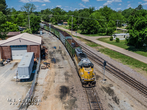 UP 1148 | EMD GP60 | UP Memphis Subdivision