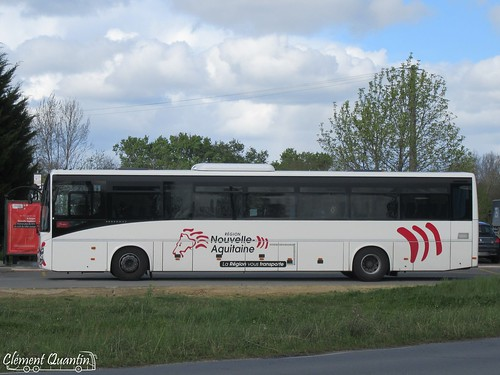 IVECO BUS Crossway Pop - 6772 - Citram Aquitaine