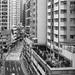 Looking Down  Queens Road West, Sheung Wan