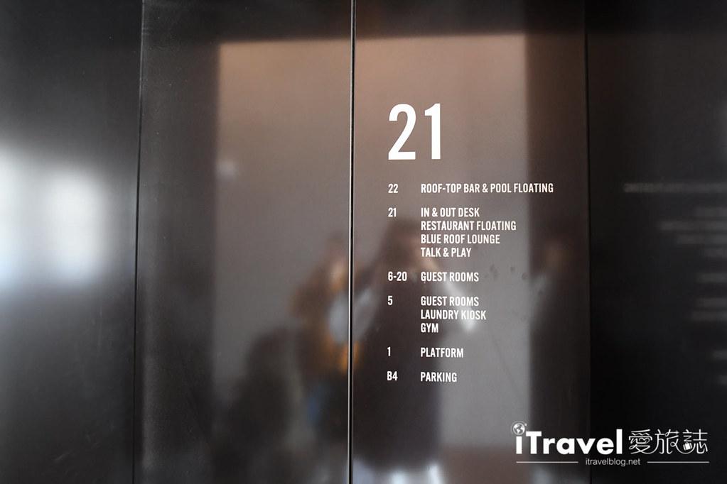 L7弘大乐天饭店 L7 Hongdae by LOTTE (9)