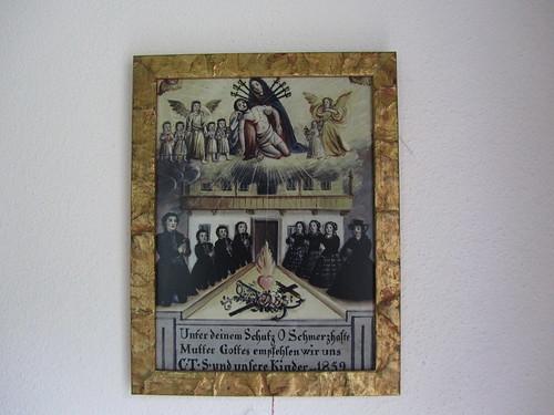 20110907 22 128 Jakobus Kapelle Bild Maria