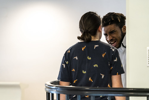 William Shakespeare's As You Like It, rehearsals