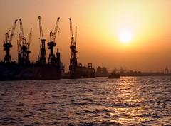Hamburg : Elbe, Harbour & Hafencity