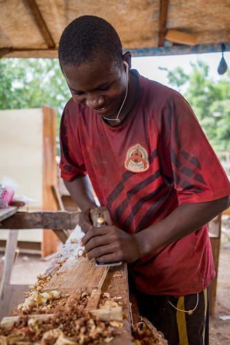 Bamako Woodworker