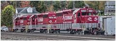 RJ Corman Railroad