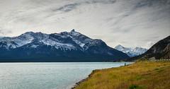 Abraham Lake, Nordegg, Alberta