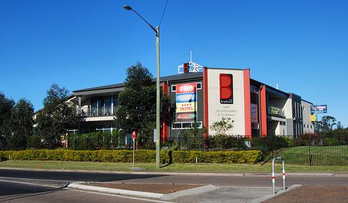 Bradford Hotel, Rutherford, NSW