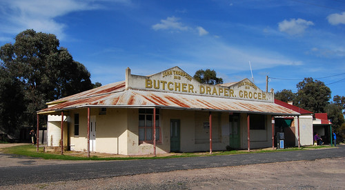 Butcher Shop, Lue, NSW
