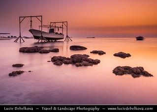 Bahrain - Sunrise at Askar Beach