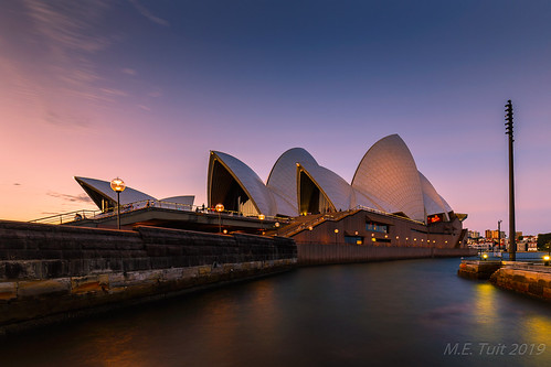 Twilight @ Sydney Opera house