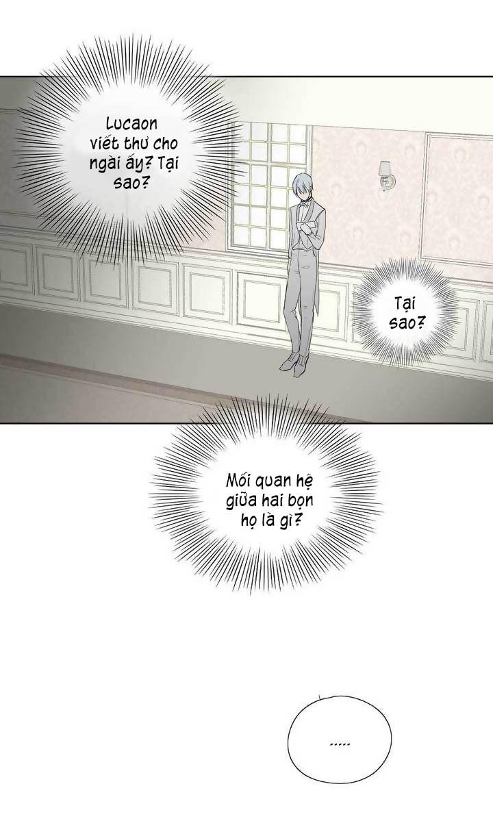 [ Manhwa ] Người Hầu Hoàng Gia Chap 4 page 23 - Truyentranhaz.net