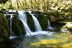 Petite cascade sur le Murgin