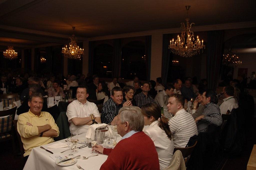 BCZS Clubabend St. Moritz 2011