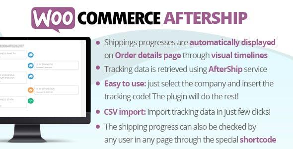 WooCommerce AfterShip v3.4