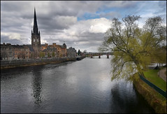 The Tay at Perth
