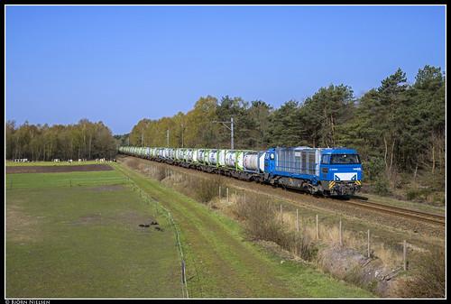 Bentheimer Eisenbahn D22, Beerze