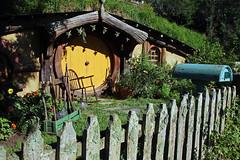 hobbiton in NZ