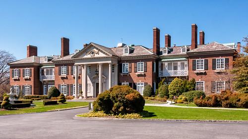 Glen Cove Mansion, Glen Cove, Long Island, New York