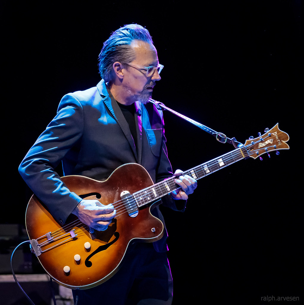Jimmie Vaughan | Texas Review | Ralph Arvesen