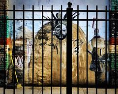 Graffiti Behind Bars