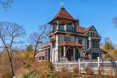 Beautiful Victorian, Sea Cliff, Long Island, New York